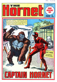 Cover Thumbnail for The Hornet (D.C. Thomson, 1963 series) #558