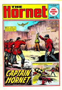 Cover Thumbnail for The Hornet (D.C. Thomson, 1963 series) #570
