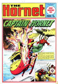 Cover Thumbnail for The Hornet (D.C. Thomson, 1963 series) #571