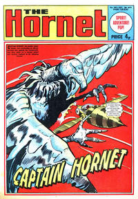 Cover Thumbnail for The Hornet (D.C. Thomson, 1963 series) #587