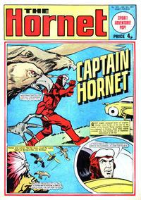 Cover Thumbnail for The Hornet (D.C. Thomson, 1963 series) #592
