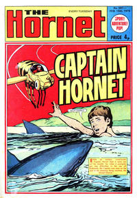 Cover Thumbnail for The Hornet (D.C. Thomson, 1963 series) #597