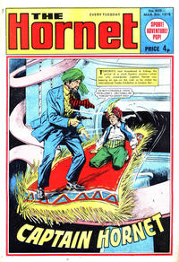 Cover Thumbnail for The Hornet (D.C. Thomson, 1963 series) #600