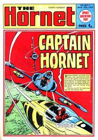 Cover Thumbnail for The Hornet (D.C. Thomson, 1963 series) #601