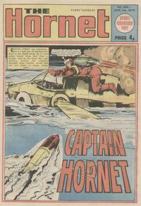 Cover Thumbnail for The Hornet (D.C. Thomson, 1963 series) #604