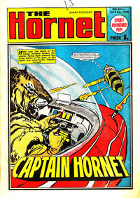Cover Thumbnail for The Hornet (D.C. Thomson, 1963 series) #617