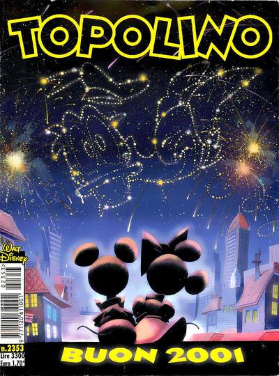 Cover for Topolino (The Walt Disney Company Italia, 1988 series) #2353