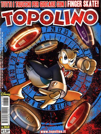 Cover for Topolino (The Walt Disney Company Italia, 1988 series) #2868