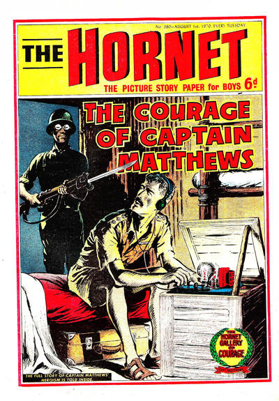 Cover for The Hornet (D.C. Thomson, 1963 series) #360