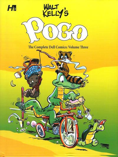 Cover for Walt Kelly's Pogo (Hermes Press, 2014 series) #3