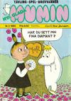 Cover for Mumin (Atlantic Förlags AB, 1983 series) #2/1985