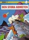 Cover for Mumin [album] (Bonnier Carlsen, 1994 series) #3 - Den stora kometen
