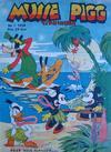 Cover for Musse Pigg-tidningen (Åhlén & Åkerlunds, 1937 series) #1/1938