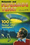 Cover for Närkontakt med flygande tefat (Semic, 1979 series) #1/1979