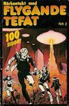 Cover for Närkontakt med flygande tefat (Semic, 1979 series) #2/1979
