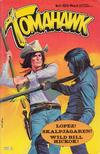 Cover for Tomahawk (Semic, 1976 series) #4/1978
