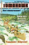 Cover for Tomahawk (Semic, 1982 series) #7/1982