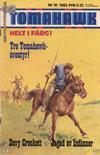 Cover for Tomahawk (Semic, 1982 series) #10/1982