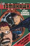 Cover for Tomahawk (Semic, 1982 series) #7/1983