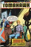 Cover for Tomahawk (Semic, 1982 series) #9/1983