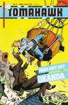 Cover for Tomahawk (Semic, 1982 series) #6/1984