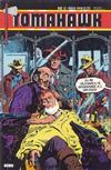 Cover for Tomahawk (Semic, 1982 series) #8/1984