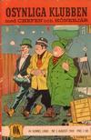 Cover for Osynliga klubben (Åhlén & Åkerlunds, 1959 series) #3/1959