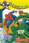 Cover for Spindelmannen (Atlantic Förlags AB, 1978 series) #5/1978