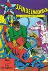 Cover for Spindelmannen (Atlantic Förlags AB, 1978 series) #8/1978