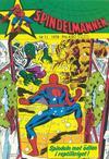 Cover for Spindelmannen (Atlantic Förlags AB, 1978 series) #11/1978
