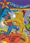 Cover for Spindelmannen (Atlantic Förlags AB, 1978 series) #12/1978