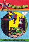 Cover for Spindelmannen (Atlantic Förlags AB, 1978 series) #7/1979