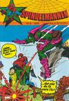 Cover for Spindelmannen (Atlantic Förlags AB, 1978 series) #8/1979
