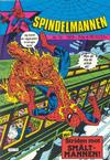 Cover for Spindelmannen (Atlantic Förlags AB, 1978 series) #10/1979