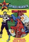 Cover for Spindelmannen (Atlantic Förlags AB, 1978 series) #12/1979