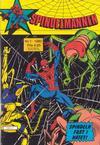 Cover for Spindelmannen (Atlantic Förlags AB, 1978 series) #1/1980