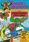Cover for Spindelmannen (Atlantic Förlags AB, 1978 series) #6/1980