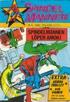 Cover for Spindelmannen (Atlantic Förlags AB, 1978 series) #6/1980