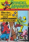 Cover for Spindelmannen (Atlantic Förlags AB, 1978 series) #8/1980