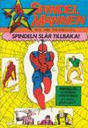 Cover for Spindelmannen (Atlantic Förlags AB, 1978 series) #9/1980