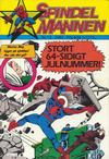 Cover for Spindelmannen (Atlantic Förlags AB, 1978 series) #12/1980