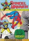 Cover for Spindelmannen (Atlantic Förlags AB, 1978 series) #2/1981
