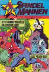 Cover for Spindelmannen (Atlantic Förlags AB, 1978 series) #7/1981