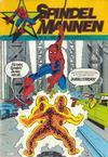 Cover for Spindelmannen (Atlantic Förlags AB, 1978 series) #8/1981