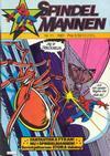 Cover for Spindelmannen (Atlantic Förlags AB, 1978 series) #11/1981
