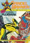Cover for Spindelmannen (Atlantic Förlags AB, 1978 series) #1/1982