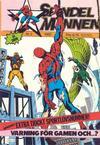 Cover for Spindelmannen (Atlantic Förlags AB, 1978 series) #2/1982