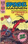 Cover for Spindelmannen (Semic, 1984 series) #5/1985