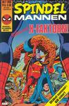 Cover for Spindelmannen (Semic, 1984 series) #2/1986