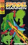 Cover for Spindelmannen (Semic, 1984 series) #5/1986